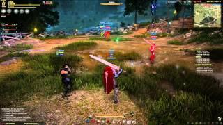 getlinkyoutube.com-[Live Stream] Black Desert (KR) - Warrior's Greatsword Awakening in PvP!