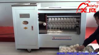 getlinkyoutube.com-bakery dough divider rounder/  dough ball making machine