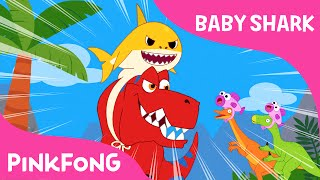 getlinkyoutube.com-Baby Shark-Rex | Animal Songs | Dinosaur Songs | PINKFONG Songs for Children