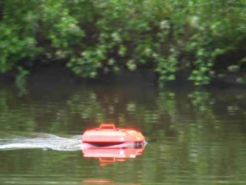 Voerboot The Navigator