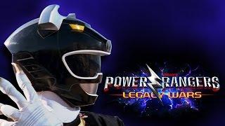 Power Rangers: Legacy Wars Part 4 Wildforce Black Ranger UNLOCKED!