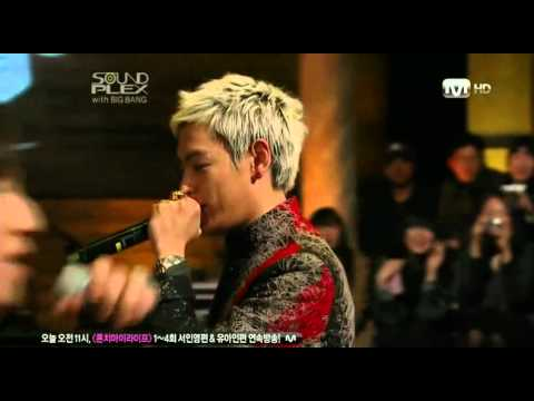 20110402 M-SOUND PLEX BIGBANG Lies