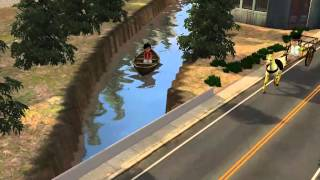 getlinkyoutube.com-Pre Primary -  Story on Transport and Different Vehicles - 3D animation