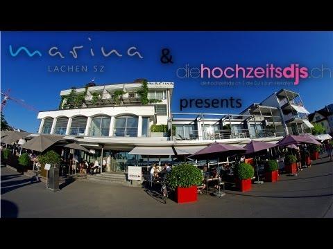 ♥ Heiraten im Designhotel Marina in Lachen, Video: diehochzeitsdjs