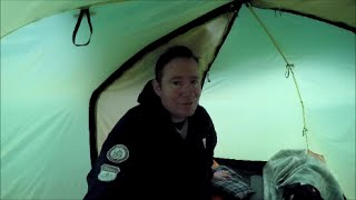 getlinkyoutube.com-Hilleberg tents, the best there is, Firebox Nano Stove Review