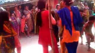 getlinkyoutube.com-village biyer dance