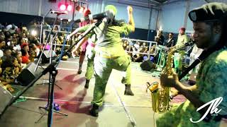 JAH PRAYZAH _ live in ENGLAND (SummerFiesta 2018)