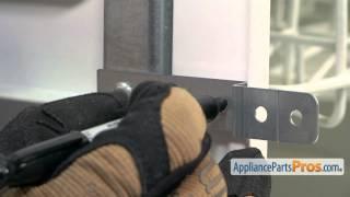 getlinkyoutube.com-Dishwasher Side Mount Kit (part #DWBRACKIT1) - How To Install