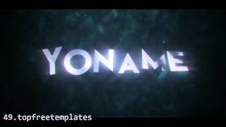 TOP 100 Intro Template #9 Blender, After Effects & Cinema 4D + Free Download