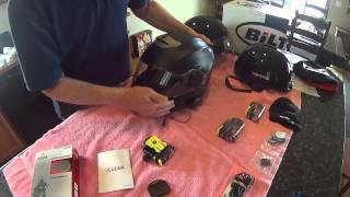getlinkyoutube.com-Sony Action CAM Helmet Mount applications