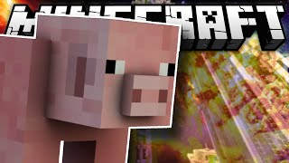 getlinkyoutube.com-PIGZILLA VS. SURVIVAL GAMES 2 | Minecraft: Monster vs. Maps | [Deutsch | HD]