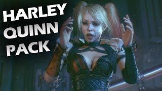 getlinkyoutube.com-Batman Arkham Knight Harley Quinn Story Pack