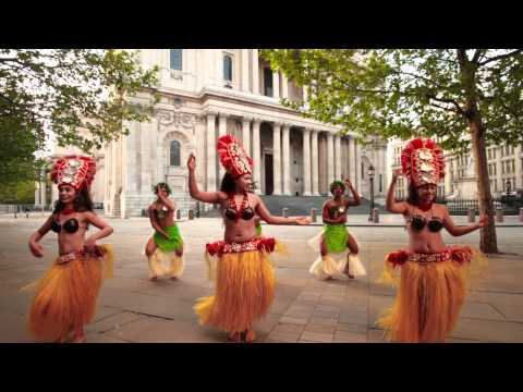 Cook Islands Dance London