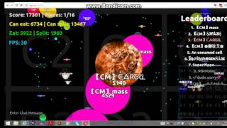 getlinkyoutube.com-AGARIO zt extension PRO teaming with CM mass and others GOOD RECORDING