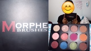 Morphe Brushes Single Eyeshadow Review+Swatches