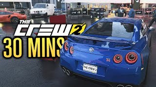 The Crew 2 Gameplay Walkthrough | FIRST 30 MINUTES | All 4 Disciplines