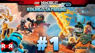getlinkyoutube.com-LEGO Ninjago: Skybound (By LEGO Systems) - iOS / Android - Walkthrough Gameplay Part 1