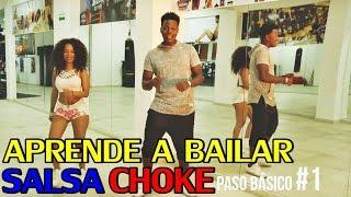 getlinkyoutube.com-Aprende A Bailar Salsa Choke 2016 - 2017 - Mick Brigan - Tutorial Salsa Choke  ( Parte #1 )