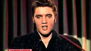 getlinkyoutube.com-Elvis Presley - Blue Suede Shoes 1956 (COLOR and STEREO)