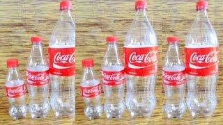 getlinkyoutube.com-5 Creativas con Botella Plástica
