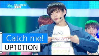 getlinkyoutube.com-[HOT] UP10TION - Catch me, 업텐션 - 여기여기 붙어라, Show Music core 20160102