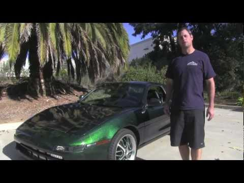 EV West Toyota MR2 EV Electric Car Conversion Walk Through Video