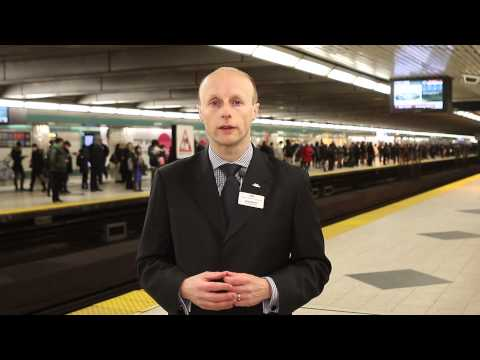 Apology to customers by TTC CEO Andy Byford