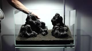 getlinkyoutube.com-An ADA 60-P Layout using Unzan Stone, part 1