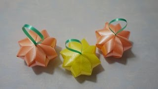 getlinkyoutube.com-สอนพับเหรียญ โปรยทาน ลูกมะยม