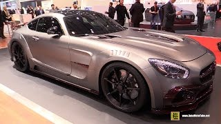2016 Mercedes AMG GT S by Mansory - Exterior and Interior Walkaround - 2016 Geneva Motor Show