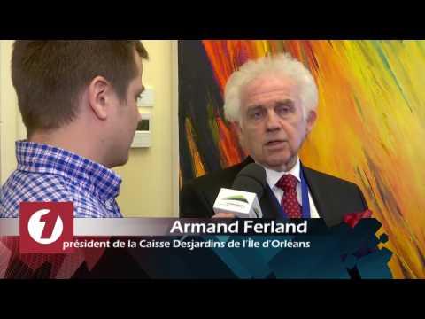 Armand Ferland honoré pour son implication bénévole