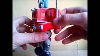 getlinkyoutube.com-TRANSFORMERS OPTIMUS PRIME LEGO CUSTOM by KENTA974