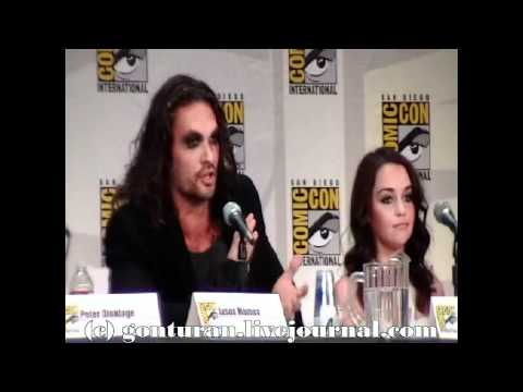Game of Thrones SDCC Entire Panel 2011