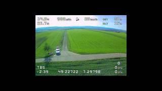 getlinkyoutube.com-TBS Core Pro mit Fatskark Dominator V2 Videorekorder aufgezeichnet