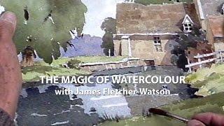 getlinkyoutube.com-The Magic of Watercolour: James Fletcher-Watson