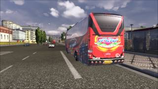 getlinkyoutube.com-ลายรถบัสไทย euro truck simulator 2