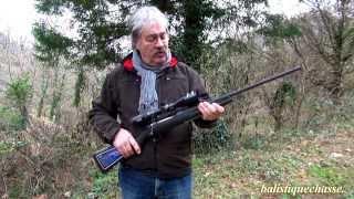 getlinkyoutube.com-La carabine RUGER American Rifle cal 30.06 Springfield.
