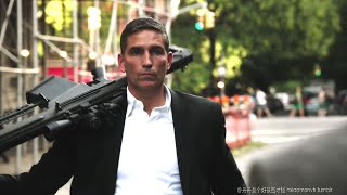 getlinkyoutube.com-[Person of Interest]John Reese's Fantastic Gun Fight Scenes