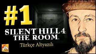SILENT HILL 4: THE ROOM #1 Evimde Neler Oluyor? (Türkçe) (2004) (HD)