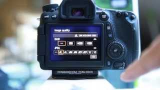 getlinkyoutube.com-Canon 70D - 5 New or Interesting Features: including silent shutter and digital zoom