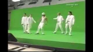 """The Making Of Backstreet Boys """"I Want It That Way"""" Music Video"""