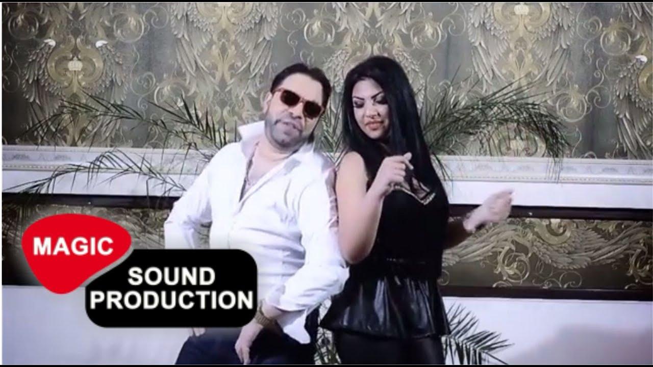 Florin Salam si Katy de la Buzau - Bruneta ( Videoclip)