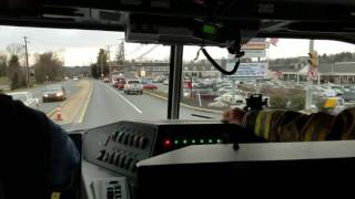 Tanker 60 *Ride Along* (Screaming Q and Horn!)