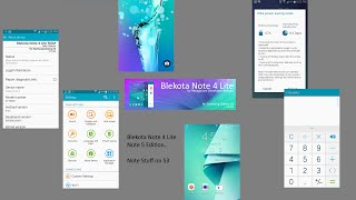 getlinkyoutube.com-Blekota Note 4 [Android 4.4.4] Note 5 Edition 5.2 Final For Galaxy S3 (GT-i9300)