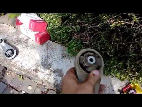 Обрыв подушки двигателя ВАЗ 2110 1.6 16 V