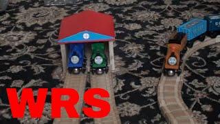 getlinkyoutube.com-Whatever Happened To Smudger?-Thomas the Tank Engine Video Series - WoodenRailwayStudio