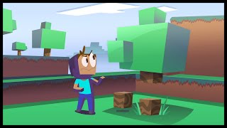 getlinkyoutube.com-MINECRAFT LOGIC (Cartoon Animation)