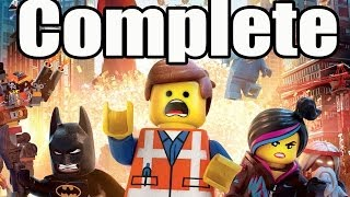 getlinkyoutube.com-The Lego Movie Videogame Full Game Walkthrough HD Gameplay Lets Play Playthrough