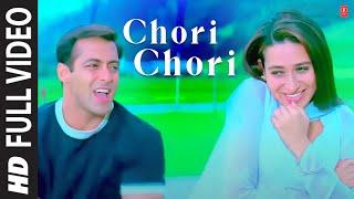 "getlinkyoutube.com-""Chori Chori Sapno Mein"" Film Chal Mere Bhai, Salman Khan , Karishma Kapoor"