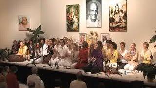 Yoga Vidya Satsang vom 10. November 2012